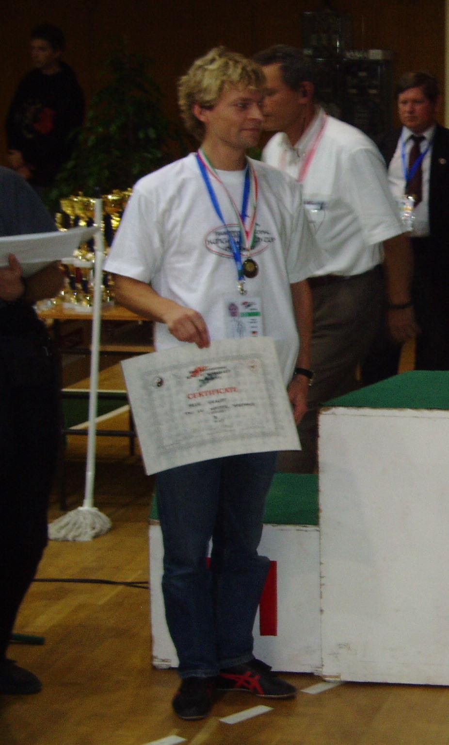WM Budapest 2004